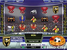Football Madness Slot