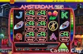 Amsterdam Red Light District Slot