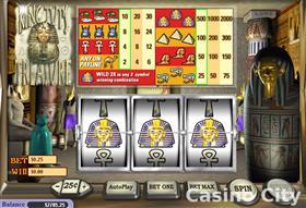 blazing 7 free slots