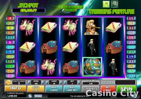 Little Green Money Slot
