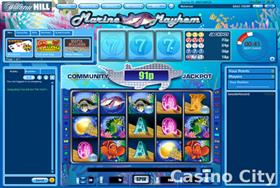 Marine Mayhem Slot
