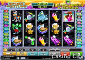 Space Fortune Slot