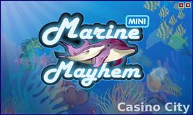 Marine Mayhem Mini Slot