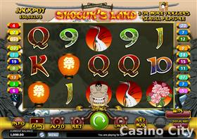 Shogun's Land Slot