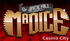 Dr Jack Hill and Mr Dice Slot