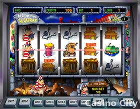 An Escape From Alcatraz Slot