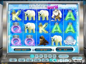 Frozen World Slot