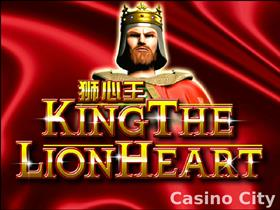 King The Lion Heart Slot