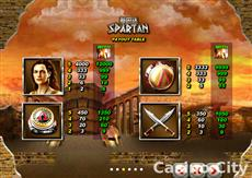 Spartan Online Casino Slot Game