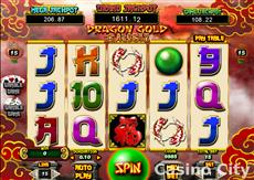 Dragon Gold Online Casino Slot Game