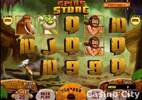 Spins Stone Slot