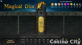 Magical Dice Slot