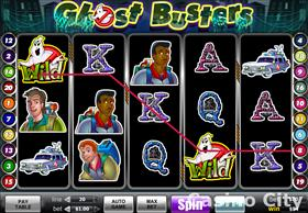 Ghost Busters Slot