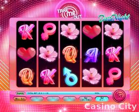 Take Me Out Date Night Slot
