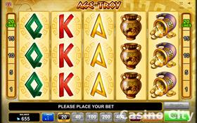 Age of Troy Slot