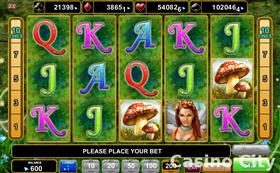 Fortune Spells Slot