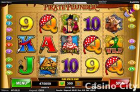 Pirate Plunder Slot