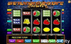 Burning Point Deluxe Slot