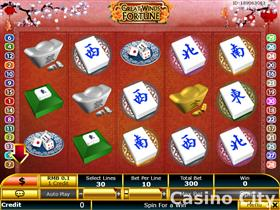 Great Winds Fortune Slot