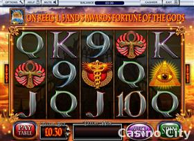 Fortune of the Gods Slot