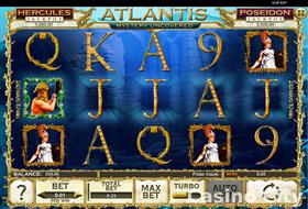 Atlantis Mystery Uncovered Slot