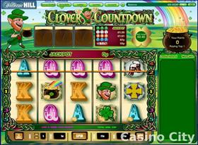 Clover Countdown Slot