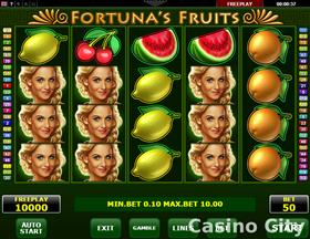 Fortuna's Fruits Slot