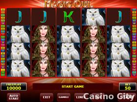 Magic Owl Slot