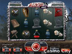 Blood Night Slot
