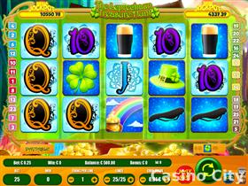 The Leprechaun Treasure Hunt Slot