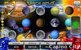 Space Gems Slot