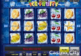 Ice Fruits Slot