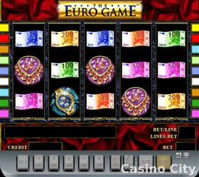 The Euro Game Slot