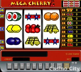 Mega Cherry Slot