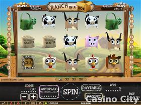 Ranch in a Box Slot
