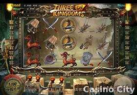 Three Kingdoms Slot