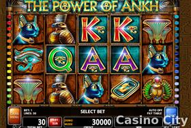 The Power of Ankh Slot