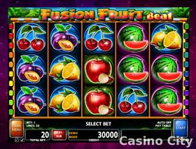 Fusion Fruit Beat Slot