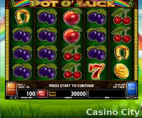 Pot'O Luck Slot