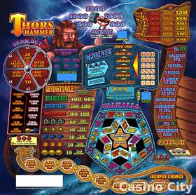 thors hammer casino