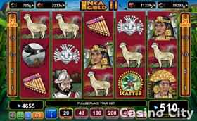 Inca Gold II Slot