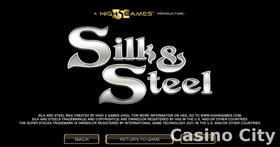 Silk & Steel Slot