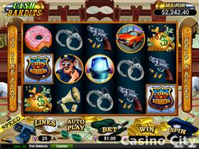 Cash Bandits Slot
