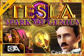 Tesla Spark Of Genius Slot