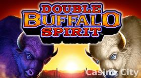 Double Buffalo Spirit Slot