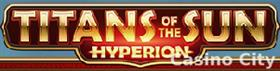 Titans of the Sun Hyperion Slot