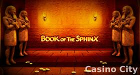 Book of the Sphinx Slot