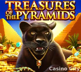 Spiele Treasure Of The Pyramids - Video Slots Online
