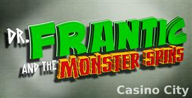 Dr. Frantic and the Monster Spins Slot