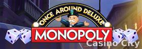 Monopoly: Once Around Deluxe Slot